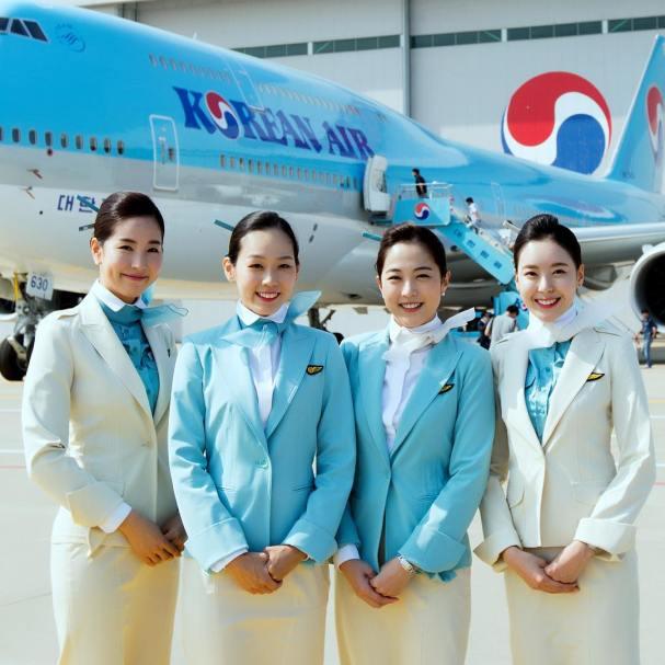 koreanairflightattendants
