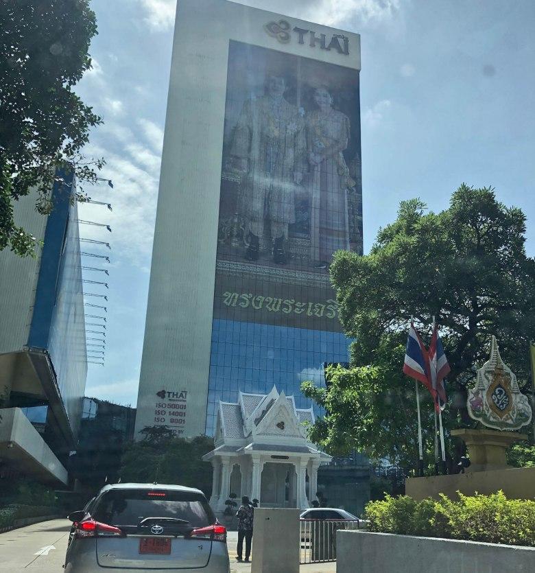 thai airways headquarter