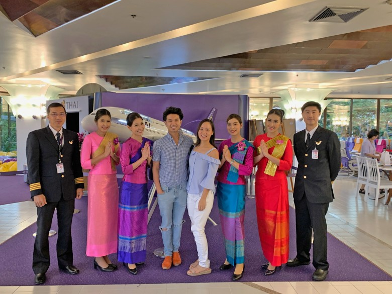 thai airways flight crew