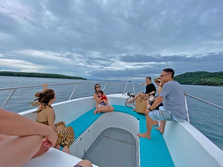Soneva Kiri Private Boat Transfer