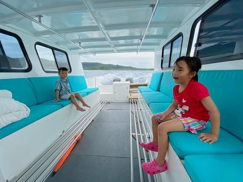 Soneva Kiri Private Boat